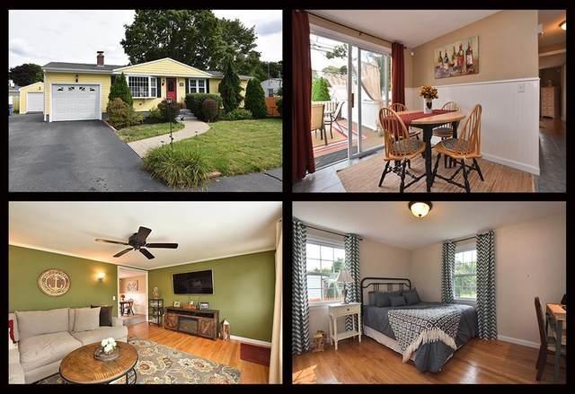 130 Warren Avenue, Cranston, RI 02920 (MLS #1264629) :: The Martone Group