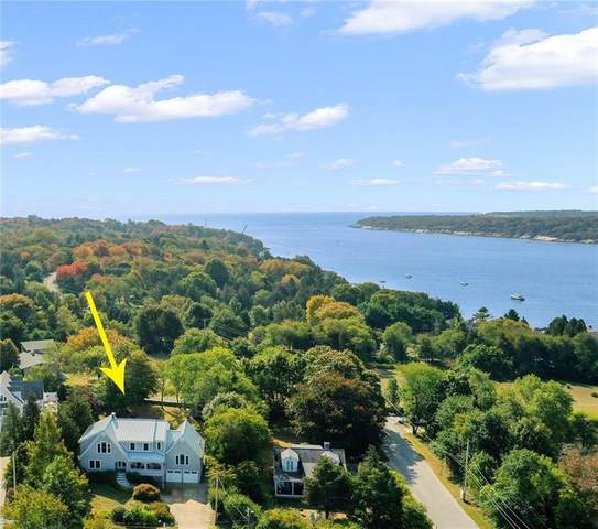 149 Hamilton Avenue, Jamestown, RI 02835 (MLS #1264714) :: The Martone Group