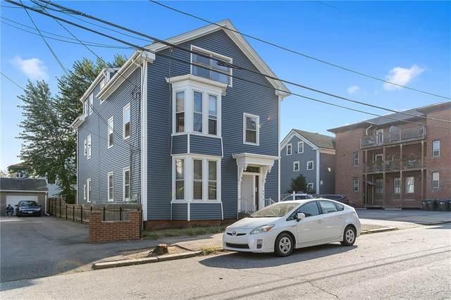 281 Williams Street, Providence, RI 02906 (MLS #1265000) :: The Mercurio Group Real Estate