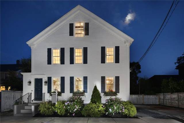 34 Elm Street, Newport, RI 02840 (MLS #1265552) :: Edge Realty RI