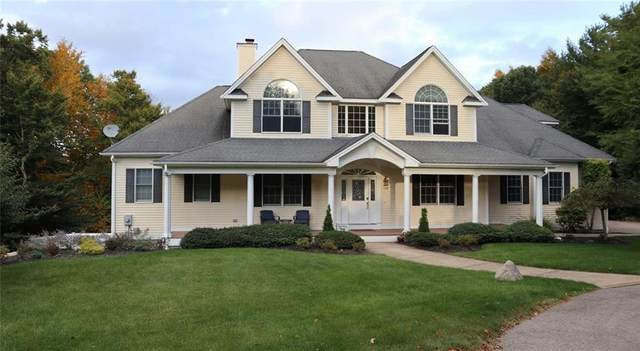 130 Bailey Boulevard, East Greenwich, RI 02818 (MLS #1265846) :: Anytime Realty