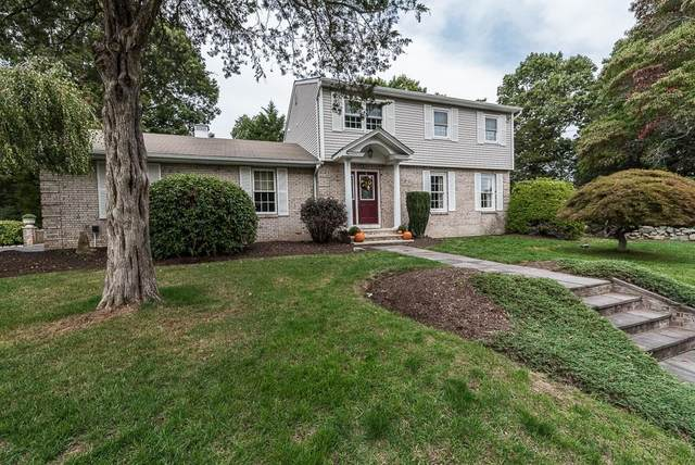 45 Chicory Lane, Cranston, RI 02921 (MLS #1265897) :: The Mercurio Group Real Estate