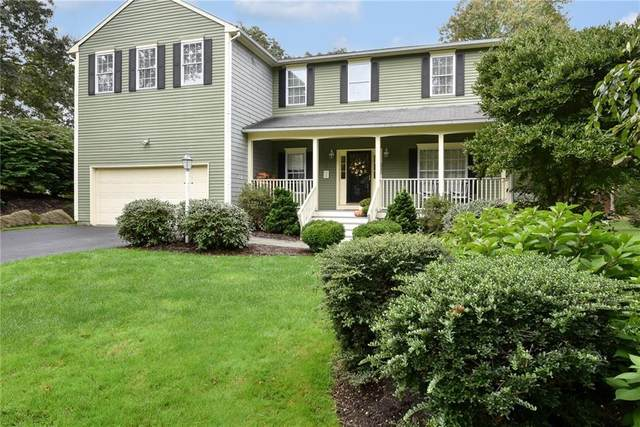 213 Orchard Woods Drive, North Kingstown, RI 02874 (MLS #1265938) :: The Mercurio Group Real Estate