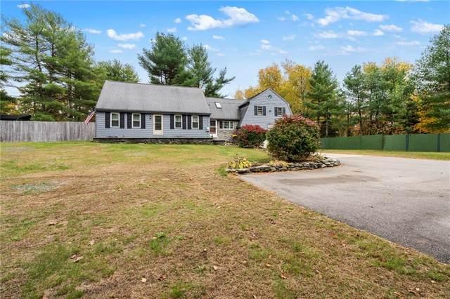 663 Round Top Road, Burrillville, RI 02830 (MLS #1266882) :: Spectrum Real Estate Consultants