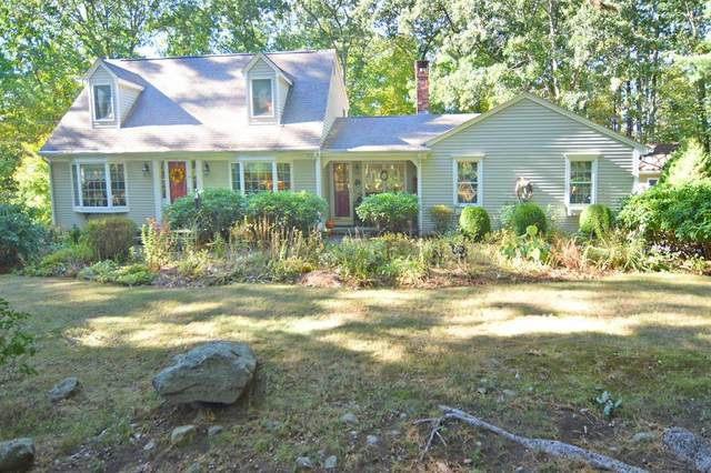 35 White Pine Drive, Scituate, RI 02857 (MLS #1266957) :: The Mercurio Group Real Estate
