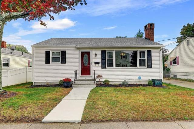 107 Memorial Drive, Pawtucket, RI 02860 (MLS #1267082) :: The Mercurio Group Real Estate