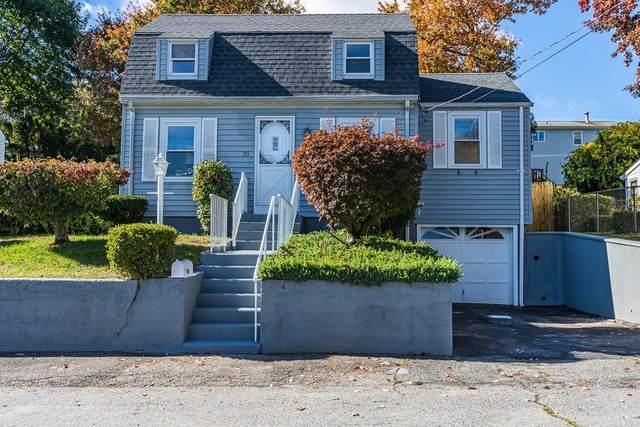 20 Harris Avenue, Johnston, RI 02919 (MLS #1267689) :: The Martone Group