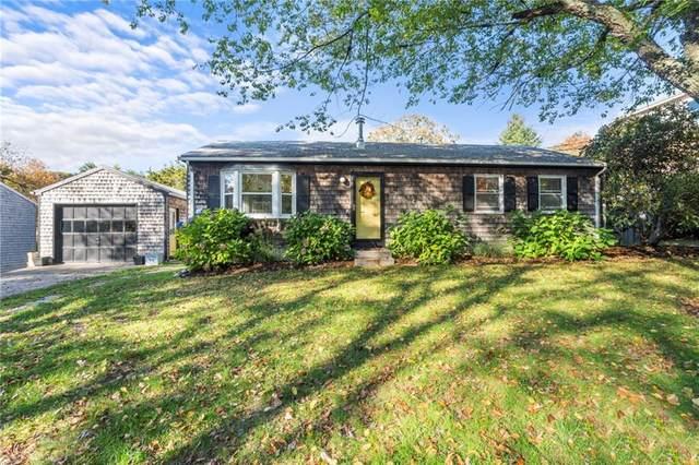101 Conanicus Road, Narragansett, RI 02882 (MLS #1267825) :: Edge Realty RI