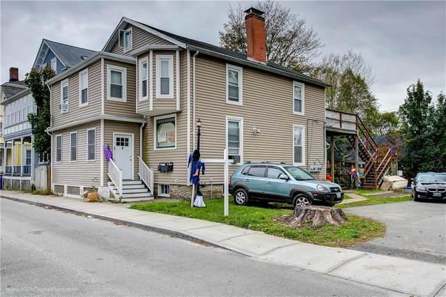 8 Pleasant Street, Newport, RI 02840 (MLS #1268222) :: Dave T Team @ RE/MAX Central