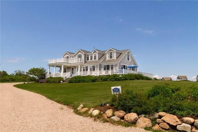1738 Corn Neck Road, Block Island, RI 02807 (MLS #1268350) :: Spectrum Real Estate Consultants