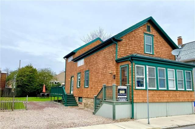 24 W. Narragansett Ave Avenue, Newport, RI 02840 (MLS #1268543) :: The Martone Group