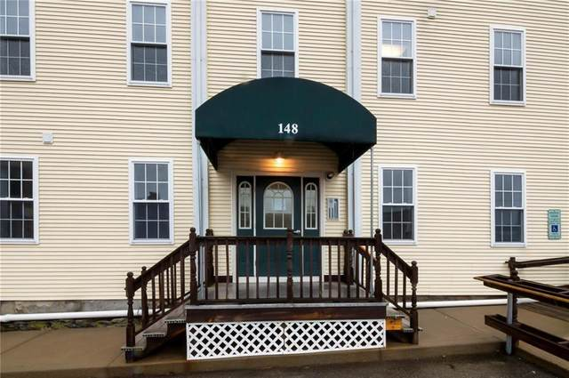 148 Bernon Street #25, Woonsocket, RI 02895 (MLS #1269402) :: Welchman Real Estate Group
