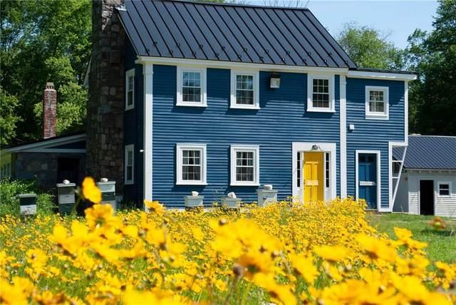 27 Mill Road, Foster, RI 02825 (MLS #1269794) :: The Martone Group