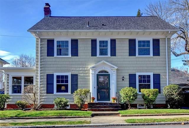 22 Hobart Avenue, East Side of Providence, RI 02906 (MLS #1270383) :: Alex Parmenidez Group