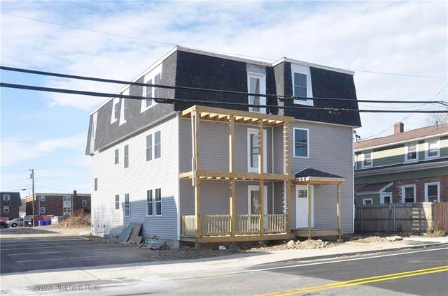 364 Woonasquatucket Avenue, North Providence, RI 02911 (MLS #1270649) :: The Martone Group