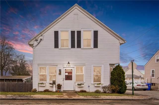 516 Woodward Road, North Providence, RI 02904 (MLS #1273648) :: The Martone Group
