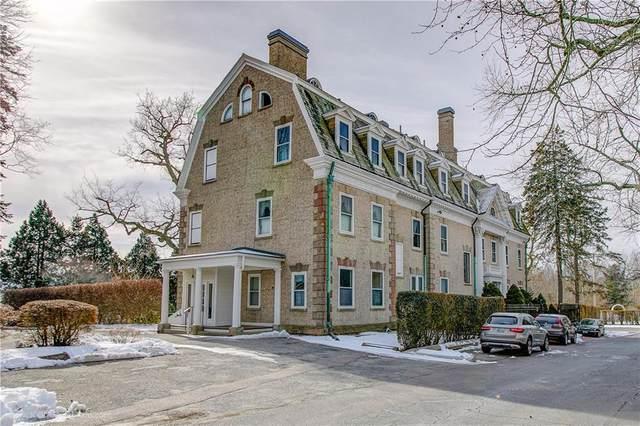 1 Oakwood Terrace #6, Newport, RI 02840 (MLS #1274264) :: The Martone Group