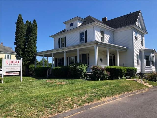 75 Granite Street #3, Westerly, RI 02891 (MLS #1274648) :: Century21 Platinum