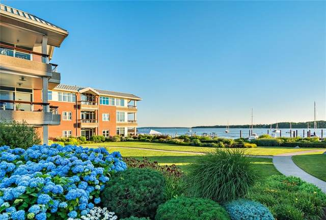341 Thames Street 303S, Bristol, RI 02809 (MLS #1275377) :: The Martone Group