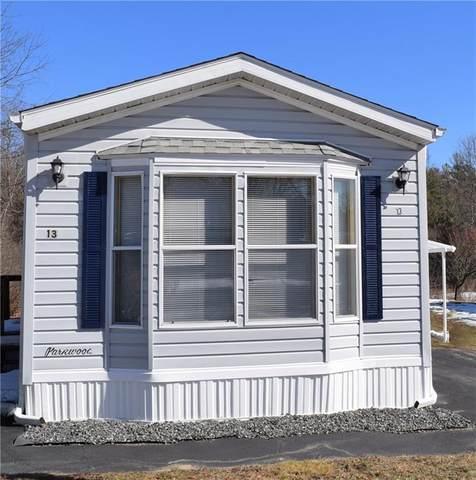 13 Greenwich West Drive, West Greenwich, RI 02817 (MLS #1275889) :: Spectrum Real Estate Consultants