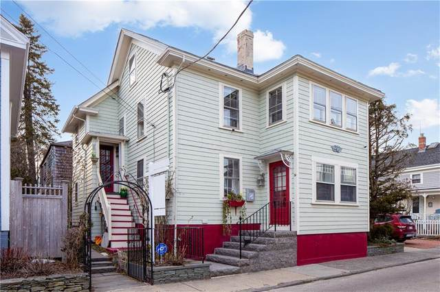 74 Third Street, Newport, RI 02840 (MLS #1276098) :: Edge Realty RI