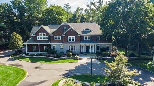 4 Cedar Rock Drive, East Greenwich, RI 02818 (MLS #1276234) :: Spectrum Real Estate Consultants