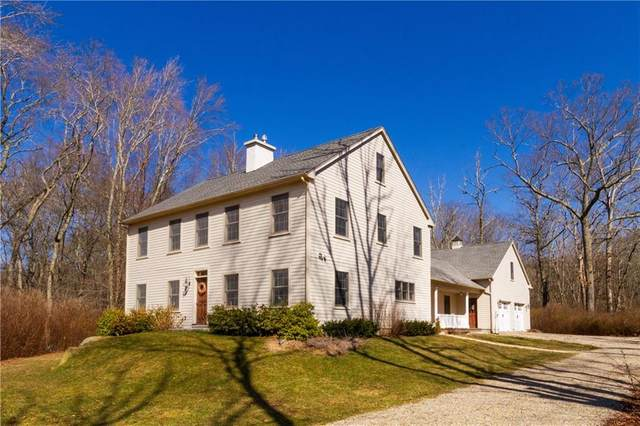 750 Gilbert Stuart Road, North Kingstown, RI 02852 (MLS #1276400) :: Spectrum Real Estate Consultants