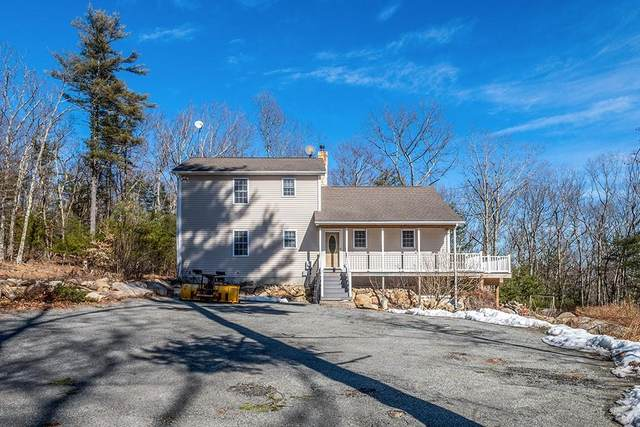 405 Old Plainfield Pike, Scituate, RI 02825 (MLS #1276690) :: The Martone Group