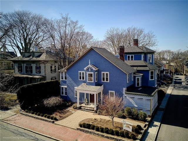 32 Kay Street #2, Newport, RI 02840 (MLS #1277009) :: Welchman Real Estate Group