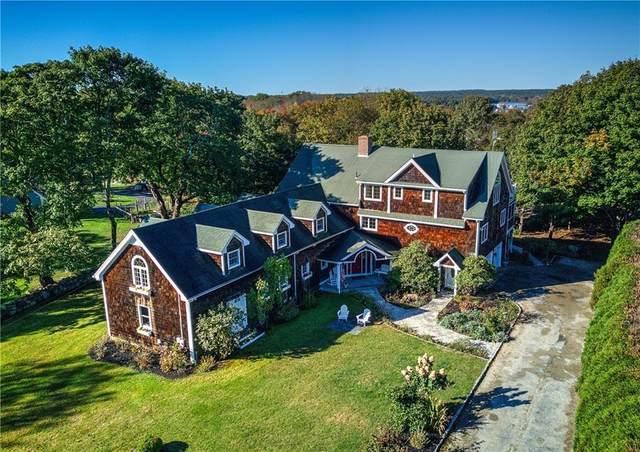 211 Sunnybrook Farm Road, Narragansett, RI 02882 (MLS #1277097) :: Chart House Realtors