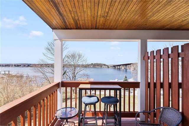 136 Riverside Drive #5, Tiverton, RI 02878 (MLS #1277862) :: Welchman Real Estate Group