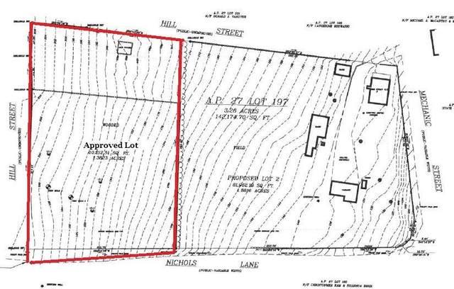 0 Nichols Lane, Hopkinton, RI 02832 (MLS #1278274) :: Onshore Realtors