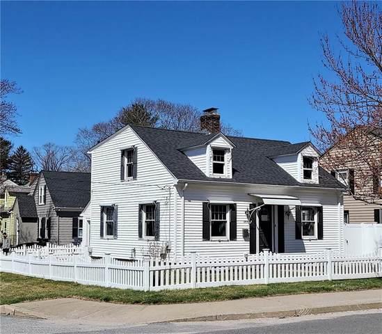 2419 Cranston Street, Cranston, RI 02920 (MLS #1279272) :: Welchman Real Estate Group