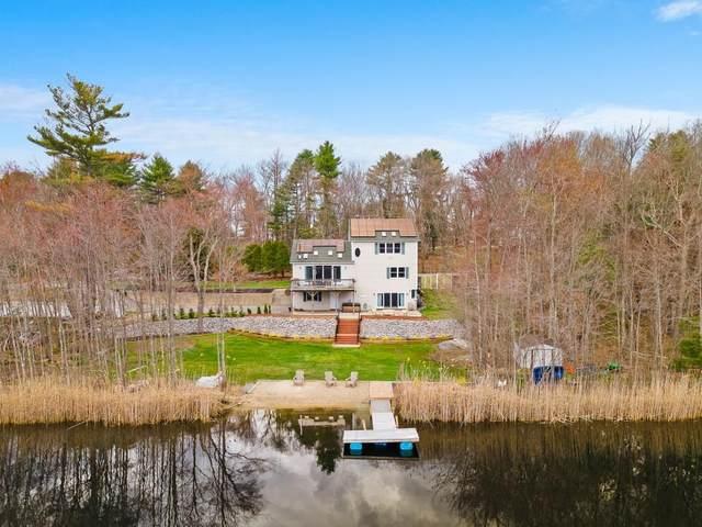 506 Chopmist Hill Road, Glocester, RI 02814 (MLS #1279615) :: Spectrum Real Estate Consultants