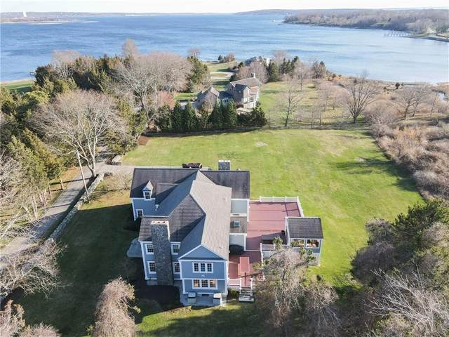 399 Poppasquash Road, Bristol, RI 02809 (MLS #1279722) :: Spectrum Real Estate Consultants