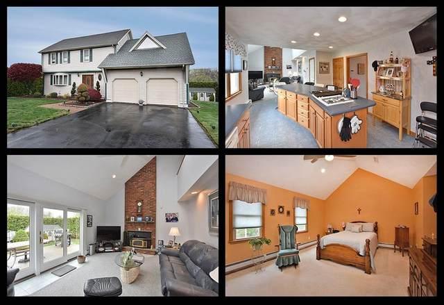 45 Alpine Estates Drive, Cranston, RI 02921 (MLS #1280126) :: Welchman Real Estate Group