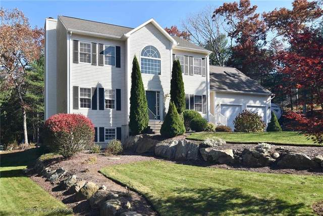 54 Moraine Court, South Kingstown, RI 02879 (MLS #1281095) :: The Martone Group