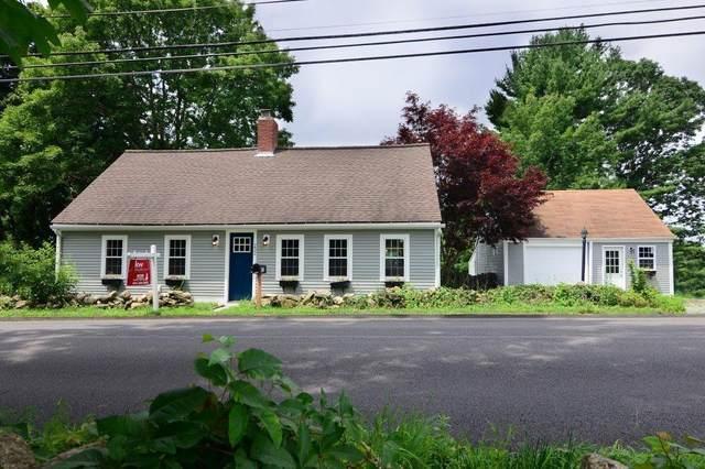 232 Seven Mile Road, Scituate, RI 02831 (MLS #1281565) :: Spectrum Real Estate Consultants