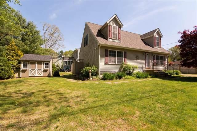 5 Mollusk Drive W, South Kingstown, RI 02879 (MLS #1281970) :: Chart House Realtors