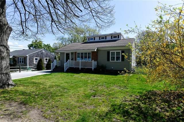 55 Linden Street, Middletown, RI 02842 (MLS #1282282) :: Westcott Properties