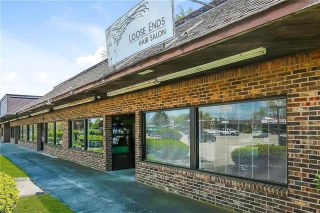 105 Franklin Street #13, Westerly, RI 02891 (MLS #1283272) :: Spectrum Real Estate Consultants
