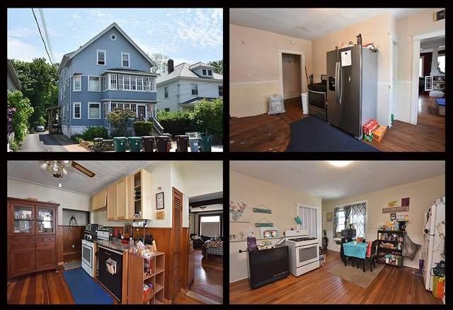 422 Winter Street, Woonsocket, RI 02895 (MLS #1283311) :: The Martone Group