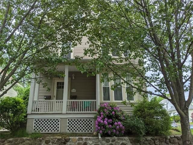 215 South Clarendon Street, Cranston, RI 02910 (MLS #1283979) :: Chart House Realtors