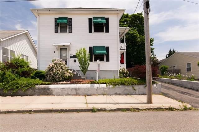 11 Woodside Avenue, Pawtucket, RI 02861 (MLS #1284017) :: The Seyboth Team