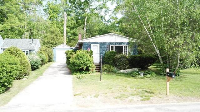 190 East Shore Drive, Exeter, RI 02822 (MLS #1284094) :: Anytime Realty