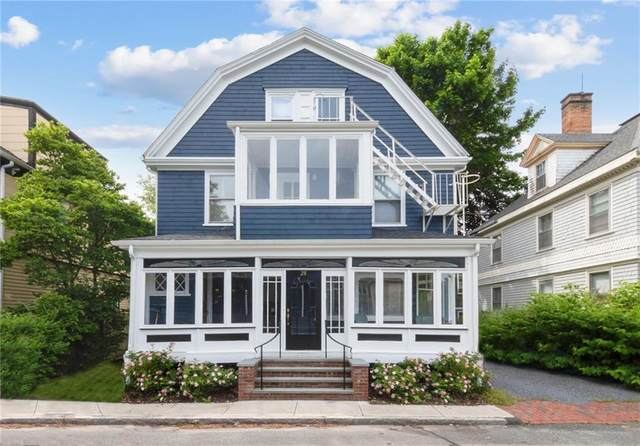 28 Calvert Street, Newport, RI 02840 (MLS #1284467) :: Chart House Realtors