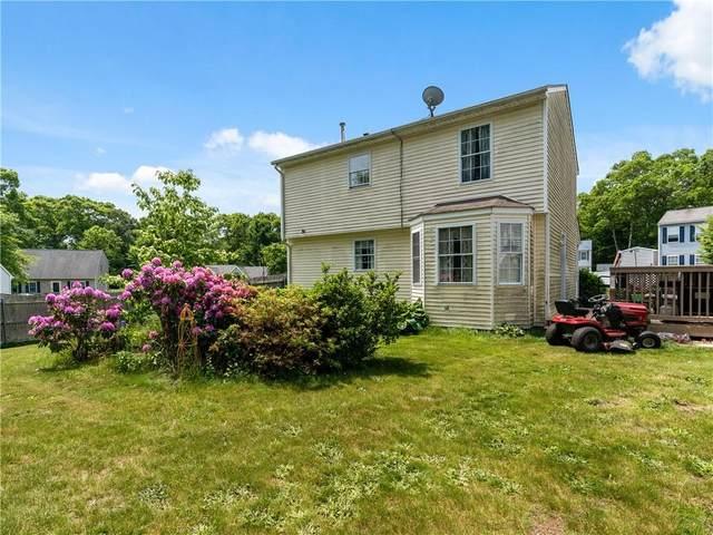 129 Peaked Rock Road, South Kingstown, RI 02879 (MLS #1284567) :: Welchman Real Estate Group