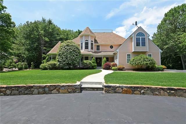 399 Larchwood Drive, Warwick, RI 02886 (MLS #1285026) :: Chart House Realtors