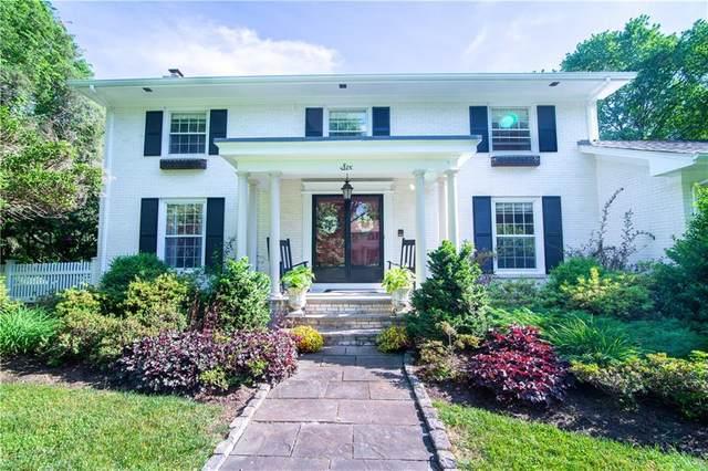 6 Preston Drive, Barrington, RI 02806 (MLS #1285302) :: Spectrum Real Estate Consultants