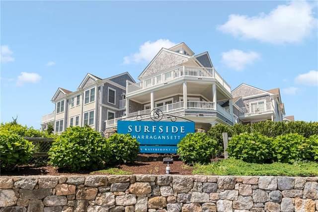 20 Narragansett Avenue #808, Narragansett, RI 02882 (MLS #1285452) :: Spectrum Real Estate Consultants